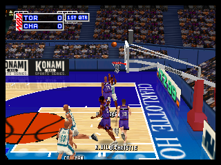 Screenshot Thumbnail / Media File 1 for NBA in the Zone 2 (Japan)