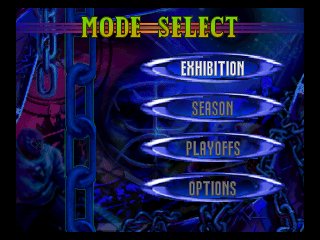 Screenshot Thumbnail / Media File 1 for NHL Pro 99 (Europe)