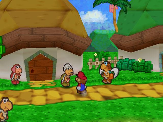 Paper Mario (Europe) (En,Fr,De,Es) ROM < N64 ROMs | Emuparadise
