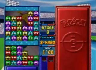 Screenshot Thumbnail / Media File 1 for Pokemon Puzzle League (USA)