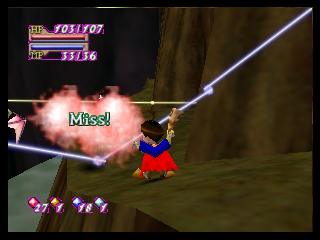 Screenshot Thumbnail / Media File 1 for Quest 64 (USA)