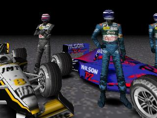 Screenshot Thumbnail / Media File 1 for Racing Simulation 2 (Germany)