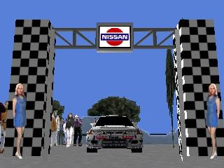 Screenshot Thumbnail / Media File 1 for Rally Challenge 2000 (USA)