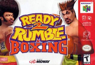 Screenshot Thumbnail / Media File 1 for Ready 2 Rumble Boxing (USA)