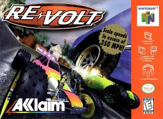 Screenshot Thumbnail / Media File 1 for Re-Volt (USA)