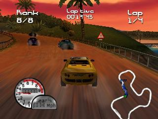 Screenshot Thumbnail / Media File 1 for Roadsters Trophy (USA) (En,Fr,Es)