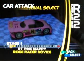 Screenshot Thumbnail / Media File 1 for RR64 - Ridge Racer 64 (USA)