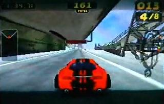 Screenshot Thumbnail / Media File 1 for Rush 2 - Extreme Racing USA (USA)