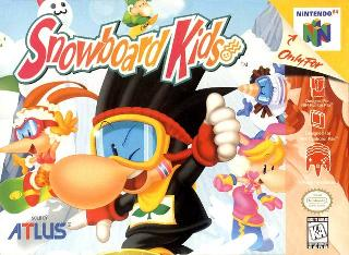 Screenshot Thumbnail / Media File 1 for Snowboard Kids (USA)