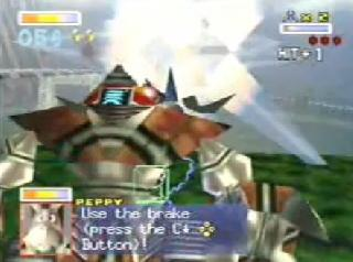 Screenshot Thumbnail / Media File 1 for Star Fox 64 (USA) (Rev A)