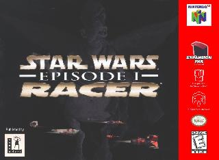 Screenshot Thumbnail / Media File 1 for Star Wars Episode I - Racer (Europe) (En,Fr,De)