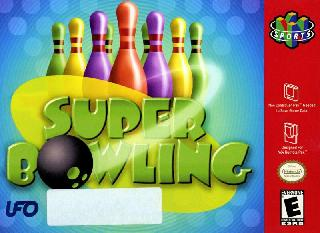 Screenshot Thumbnail / Media File 1 for Super Bowling (Japan)