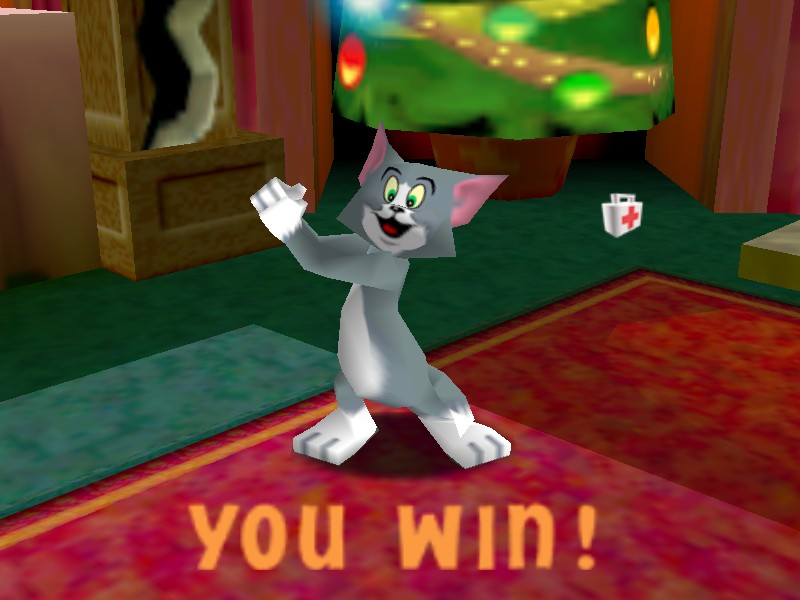 53d173d96f7f Screenshot Thumbnail   Media File 1 for Tom and Jerry in Fists of Furry (USA