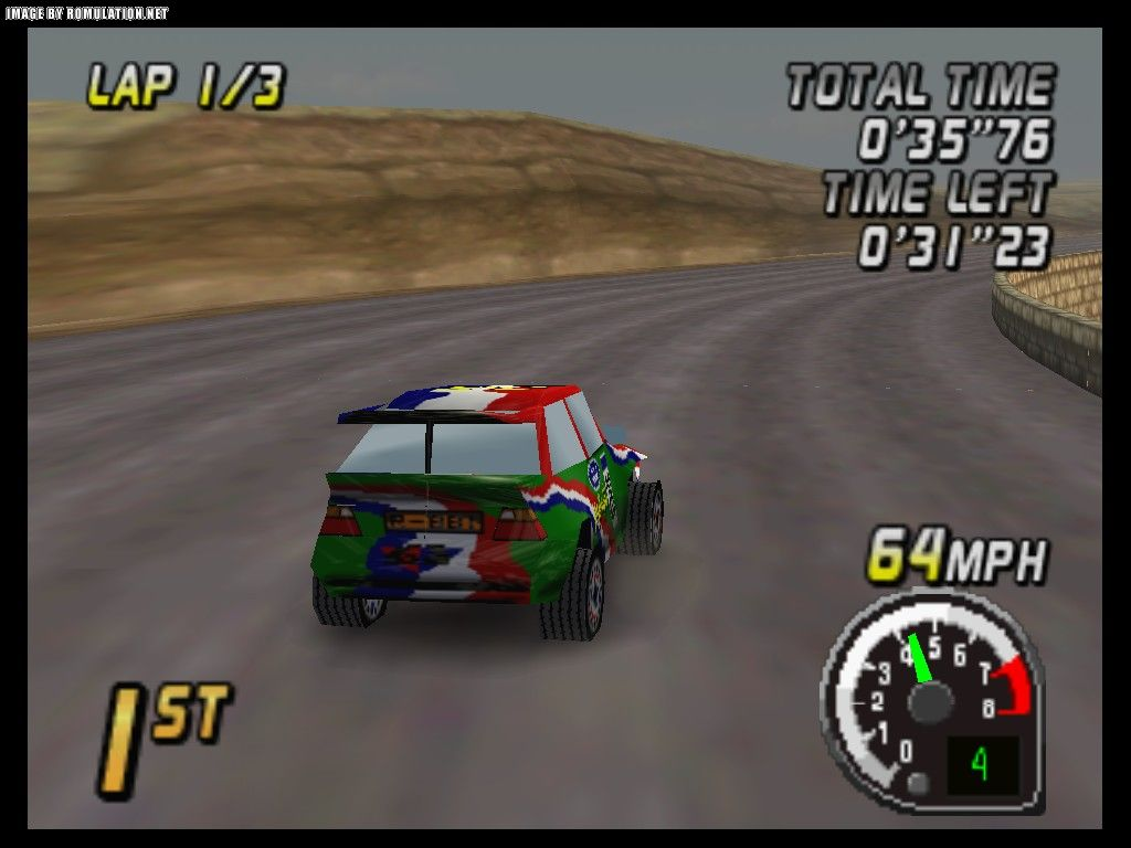 Top gear rally usa rom n64 roms emuparadise screenshot thumbnail media file 3 for top gear rally usa sciox Image collections