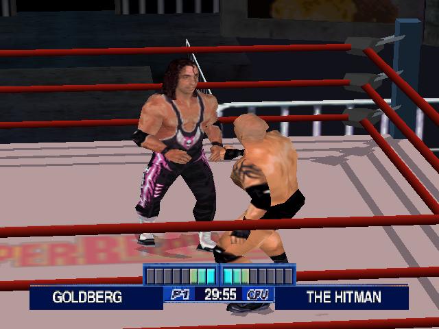 WCW Mayhem (Europe) ROM < N64 ROMs | Emuparadise