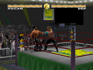 Screenshot Thumbnail / Media File 1 for WCW Nitro (USA)