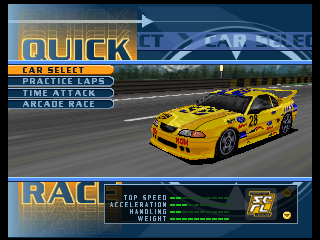 Screenshot Thumbnail / Media File 1 for World Driver Championship (Europe) (En,Fr,De,Es,It)