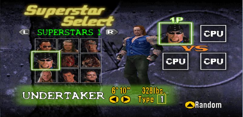 WWF No Mercy (USA) ROM < N64 ROMs   Emuparadise