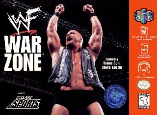 Screenshot Thumbnail / Media File 1 for WWF War Zone (Europe)