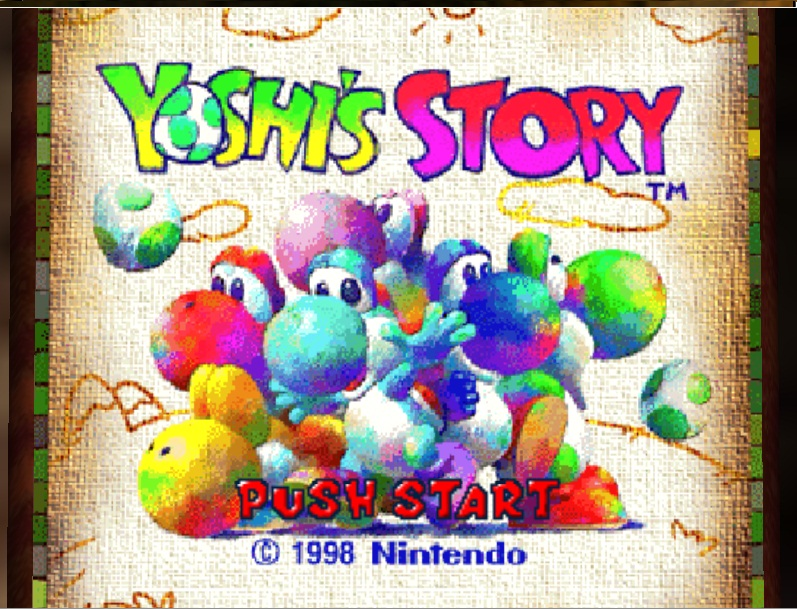Yoshi's Story (USA) (En,Ja) ROM < N64 ROMs | Emuparadise