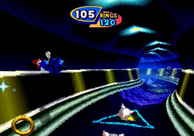 Sonic 3D Blast (U) ISO < Saturn ISOs   Emuparadise
