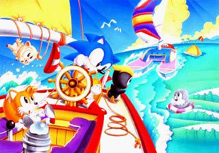 Screenshot Thumbnail / Media File 1 for Sonic Jam (U)