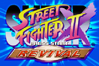 Screenshot Thumbnail / Media File 1 for Super Street Fighter II X Revival (J)(Eurasia)