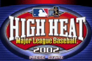 Screenshot Thumbnail / Media File 1 for High Heat - Major League Baseball 2002 (U)(Mode7)