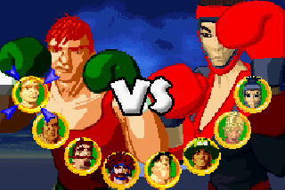 Screenshot Thumbnail / Media File 1 for Boxing Fever (U)(Lightforce)
