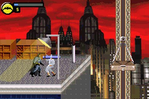 Screenshot Thumbnail / Media File 4 for Batman Vengeance (U)(Venom)