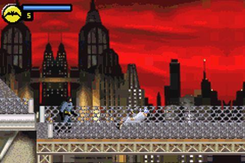 Screenshot Thumbnail / Media File 1 for Batman Vengeance (U)(Venom)