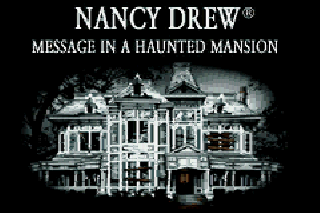 Screenshot Thumbnail / Media File 1 for Nancy Drew - Message in a Haunted Mansion (U)(Eurasia)
