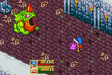 breath of fire 2 gameboy advance rom