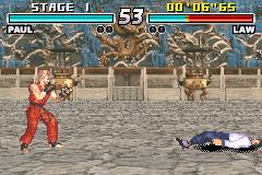 Tekken Advance U Venom Rom Gba Roms Emuparadise