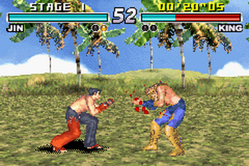 Download tekken advance rom.