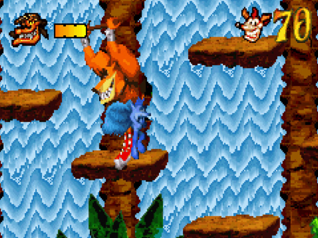 Crash Bandicoot: The Huge Adventure | GBA | ROM & ISO Download