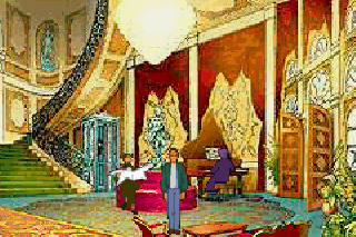 Screenshot Thumbnail / Media File 1 for Broken Sword - The Shadow of the Templars (E)(Venom)