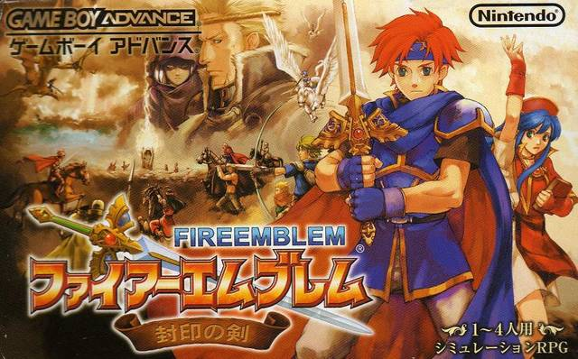 Fire emblem sealed sword english rom gba download.