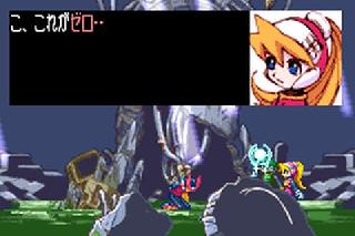 Screenshot Thumbnail / Media File 1 for RockMan Zero (J)(Eurasia)