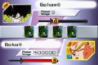 Screenshot Thumbnail / Media File 1 for Dragon Ball Z - Collectible Card Game (U)(Mode7)