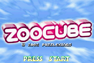 Screenshot Thumbnail / Media File 1 for ZooCube (E)(Blizzard)