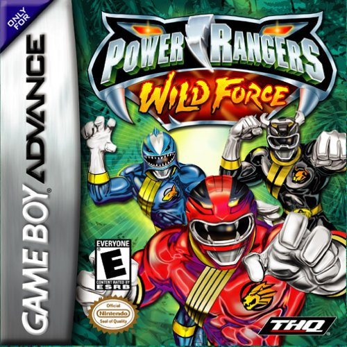 Download Power Rangers Mystic Force Game For Gba