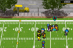 Screenshot Thumbnail / Media File 4 For Backyard Football (U)(Mode7)