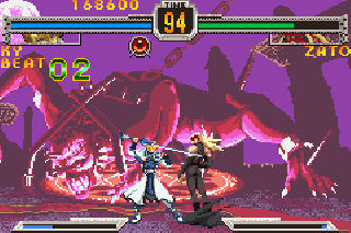 Screenshot Thumbnail / Media File 1 for Guilty Gear X - Advance Edition (E)(Patience)