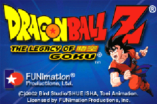 Screenshot Thumbnail / Media File 1 for Dragon Ball Z - The Legacy of Goku (E)(Polla)