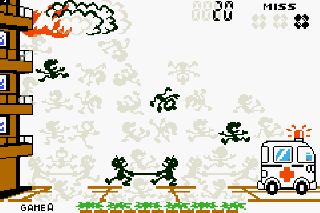 Screenshot Thumbnail / Media File 1 for Game & Watch Gallery Advance (E)(Menace)