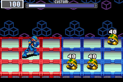 MegaMan Battle Network 3 Blue Version (U)(Independent) ROM < GBA