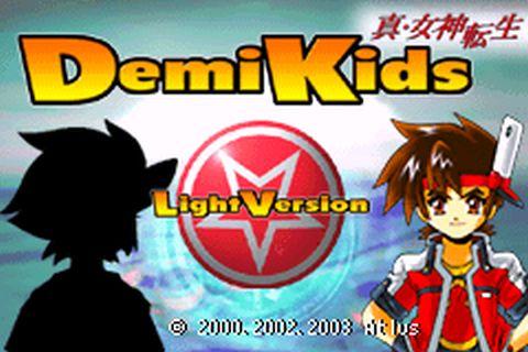 demikids light version gba