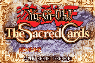 Screenshot Thumbnail / Media File 1 for Yu-Gi-Oh! - The Sacred Cards (U)(Venom)