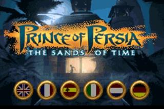 Screenshot Thumbnail / Media File 1 for Prince of Persia - The Sands of Time (E)(Rising Sun)